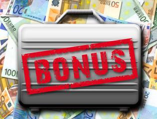 Bonus Geldkoffer