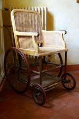 vieux fauteuil