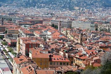 Vieux Nice, Côte d'Azur