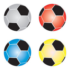World Cup Soccer Footballs