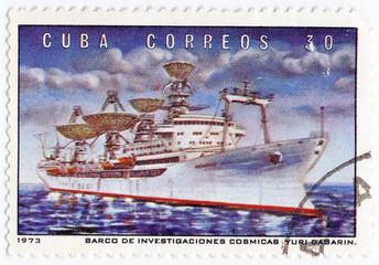 soviet ship Yuri Gagarin