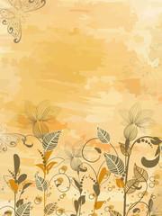vintage background