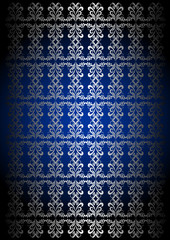royal pattern background