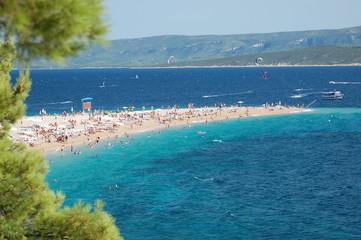Złoty Róg, Chorwacja