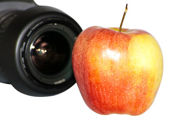 Apple photography