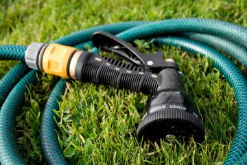 Garden hose head