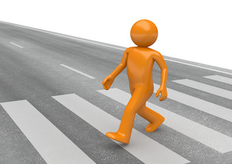 Street collection - Pedestrian crossing