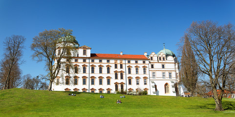 Celler Schloss in Niedersachsen