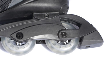 Part of roller skate