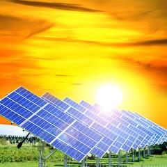 Ökostrom aus Solarzellen
