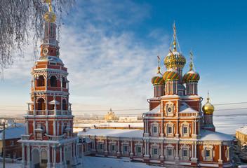 Stroganovskaya church