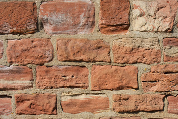 Steine Wand