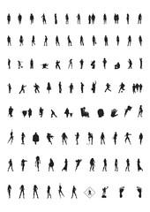 Figure Di Persone Stilizzate.Sagome Photos Royalty Free Images Graphics Vectors Videos