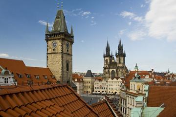 Orloj, Prague downtown, Czech republic