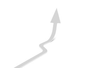 Upwards arrow