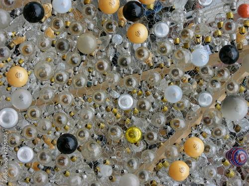 Recycling von alten gl hbirnen mit hilfe der kunst in for Offenbach kunst