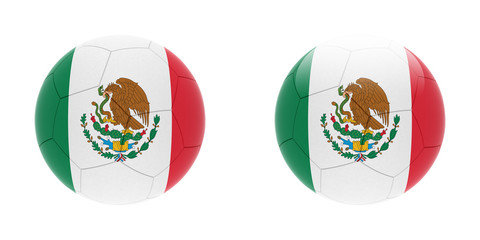 Mexican football.