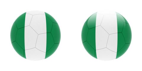 Nigerian football.