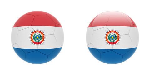 Paraguayan football.