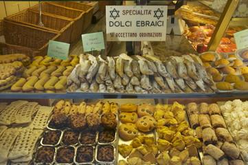 Pâtisserie dans le ghetto de Venise