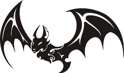 Tribal Bat.