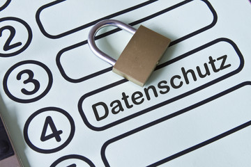 Register Datenschutz