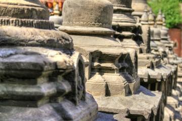 Kathmandu - Swayambhunath Monkey Temple