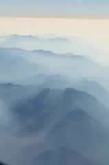 montagne du guatemala