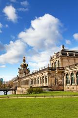 Zwinger Dresden, Deutschland