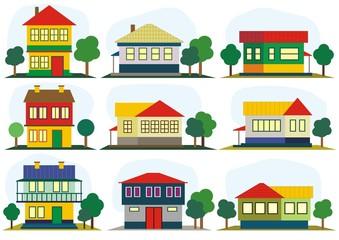 house contour plan design