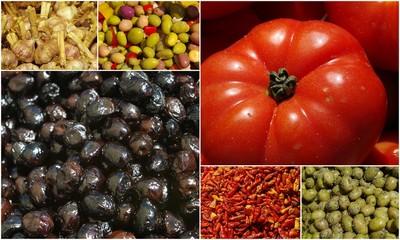 ingrédients méditerranéens