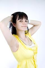 Nadine - Portrait