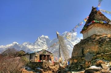 Wall Murals Nepal Nepal / Himalaya - Everest Trek