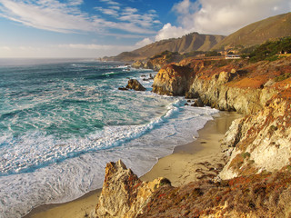 Californian Pacific coast