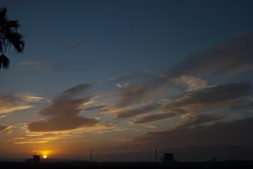 venice beach sunset 9 of 13