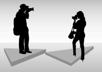 Photographer work