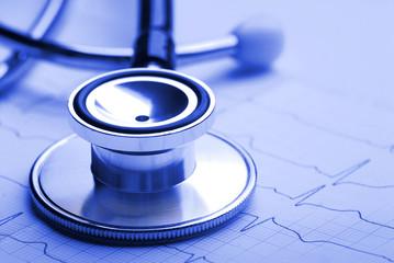 Stetoskop i ekg