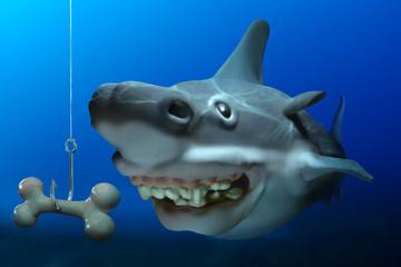 Pescecane mutante...