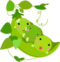 Pods of Peas Friends