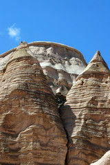 Amazing Formation at Tent Rocks