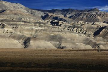 désert coloré