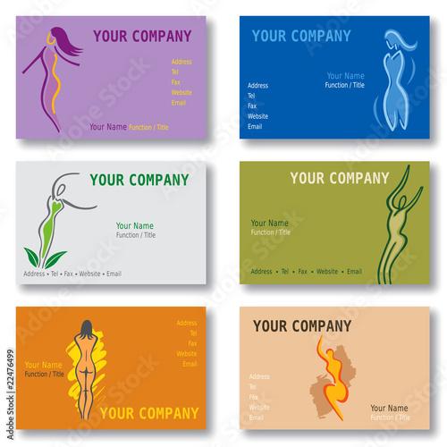 Charte Graphique Corps Feminin