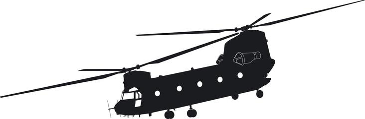 Transporthubschrauber Boeing CH-47 Chinook