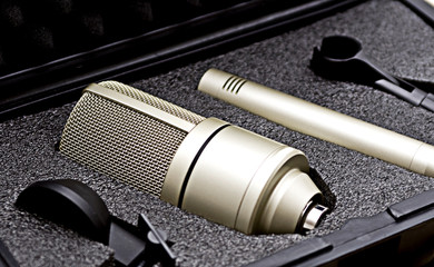 Studio Microphone set