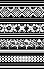 batik lineal indonesia