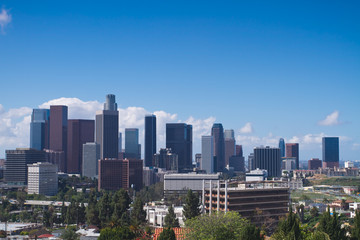 Fotomurales - Los Angeles Skyline