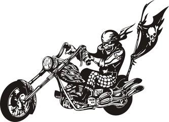 Crazy Biker.