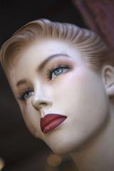 Beauté féminine et mannequin