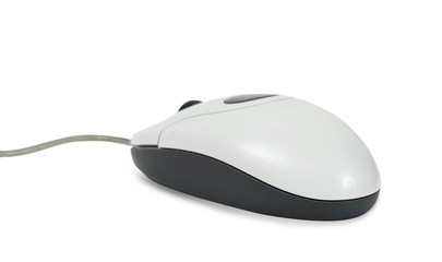 a modern mouse device isolated