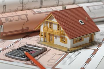 Architektur Haus Hausbau